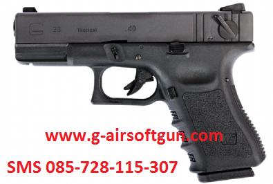 GBB WE G23 BK-1